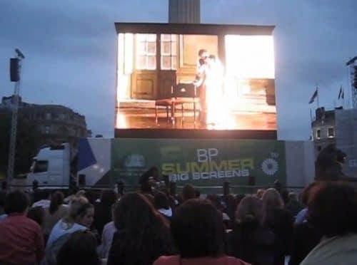 Royal Opera House- Reprodução-  YouTube