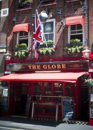 the globe 0