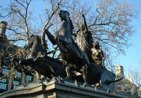 rainha boadiceia - wikipedia