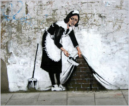 banksy-maid-sweeping-under-carpet