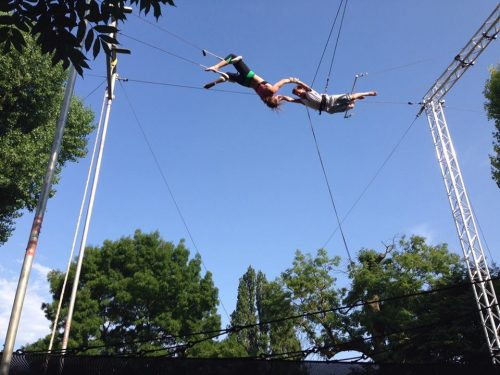 Gorilla Circus - Flying Trapeze School - Facebook