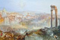 Obra Modern Rome - Campo Vacino/ Wikipédia